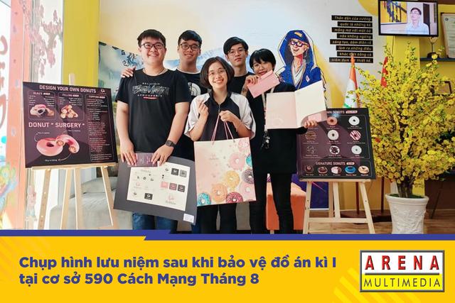 Cựu sinh viên Nguyễn Huy Hoàng: Chống dịch Covid-19 bằng thiết kế - 5