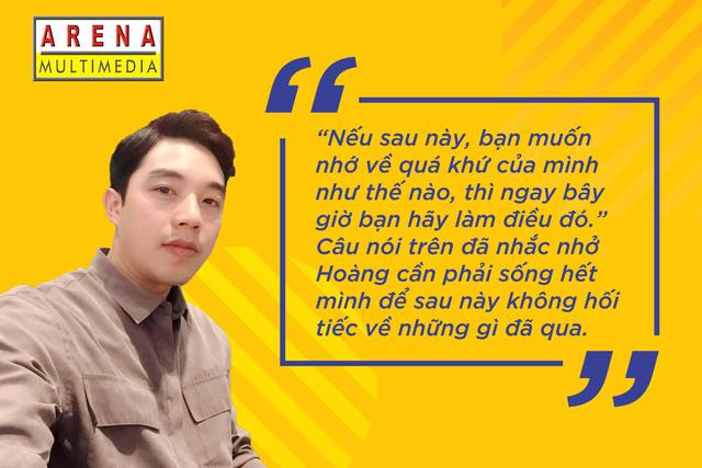 Cựu sinh viên Nguyễn Huy Hoàng: Chống dịch Covid-19 bằng thiết kế - 6
