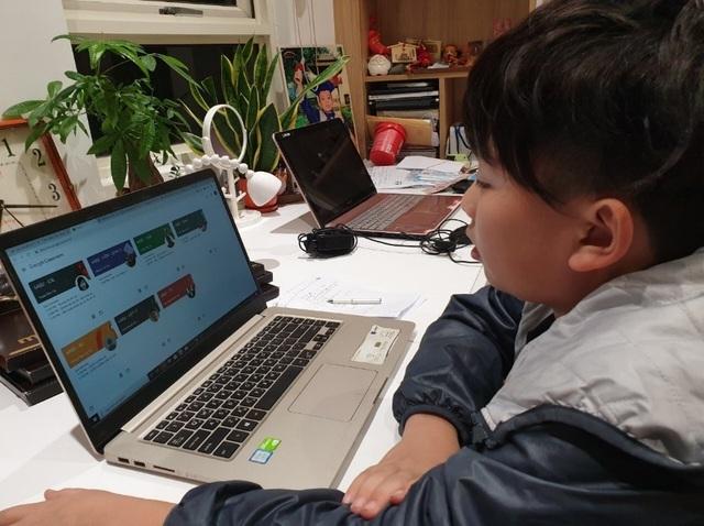 Dạy học trực tuyến sẽ được công nhận chính thức ở trường phổ thông - 2