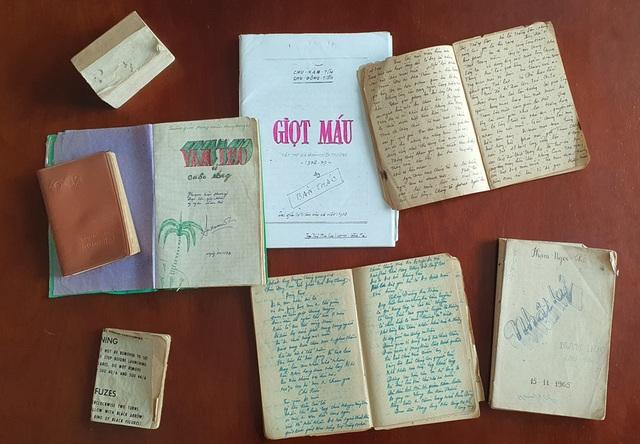 """Ra mắt trọn bộ """"Nhật ký thời chiến Việt Nam"""" của nhiều nhà văn, liệt sĩ - 6"""