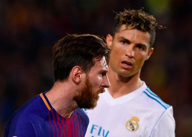 Messi đang tạm dẫn C.Ronaldo về các thông số cá nhân - 2