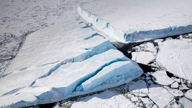 Vi nhựa lần đầu tiên được tìm thấy ở băng Nam Cực - 1