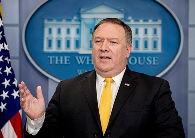 Ngoại trưởng Mỹ cảm ơn Việt Nam hỗ trợ vận chuyển 2,2 triệu bộ đồ bảo hộ - 1