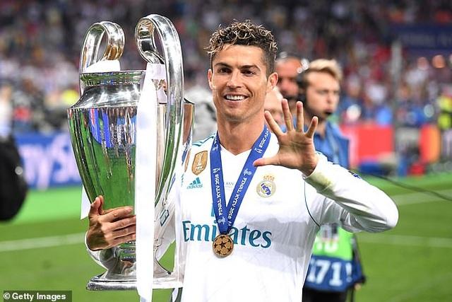 Ronaldo béo: Tôi phát ngấy khi bị so sánh với C.Ronaldo - 5