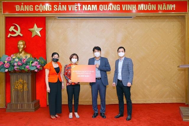 SK Việt Nam viện trợ thiết bị chẩn đoán virus SARS – CoV2 cho thành phố Hà Nội - 1