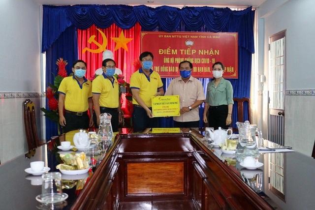 Tập đoàn Thuỷ sản Minh Phú ủng hộ hơn 7 tỷ đồng phòng chống Covid-19 - 5