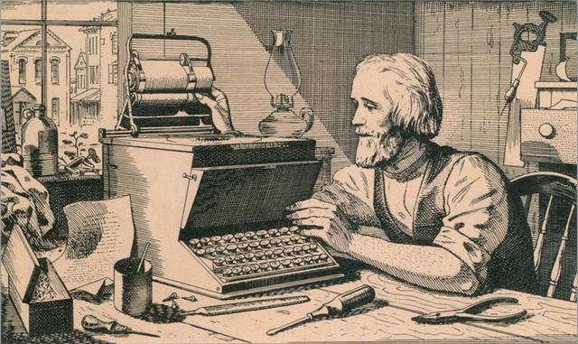 Lý do bất ngờ của việc sắp xếp ký tự bàn phím theo kiểu QWERTY - 2