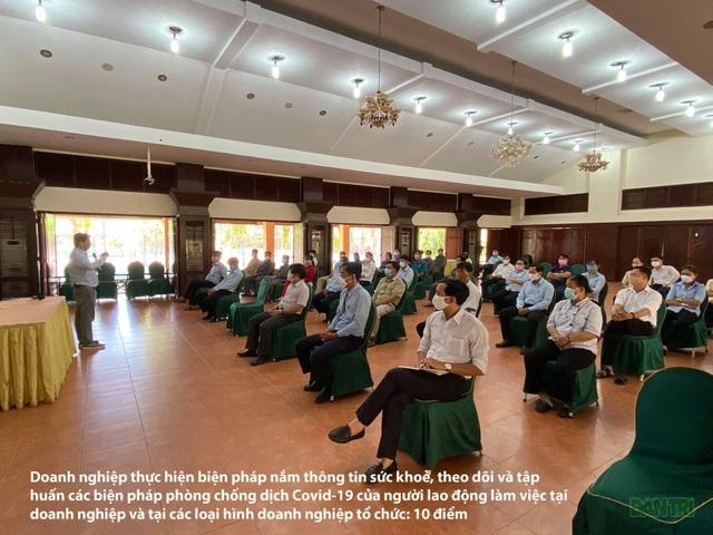TP.HCM ban hành tiêu chí chống dịch Covid-19 cho cơ sở lưu trú trong đêm - 3