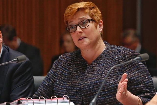 Ngoại trưởng Australia chỉ trích Trung Quốc đâm tàu Việt Nam trên Biển Đông - 1