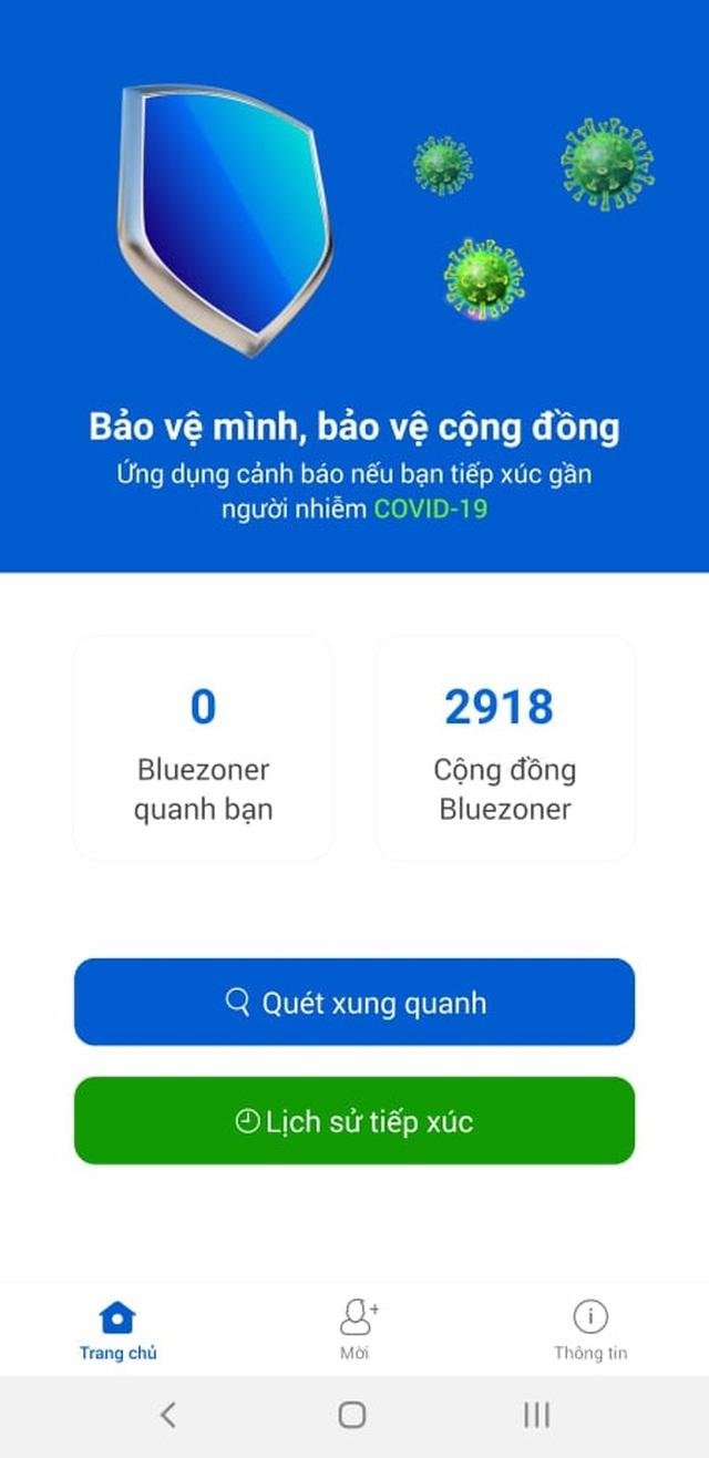 Hướng dẫn cài khẩu trang điện tử Bluezone - ứng dụng cảnh báo Covid-19 - 2