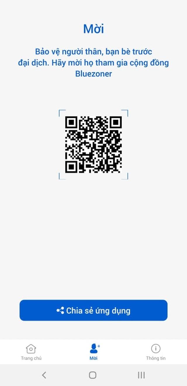 Hướng dẫn cài khẩu trang điện tử Bluezone - ứng dụng cảnh báo Covid-19 - 4