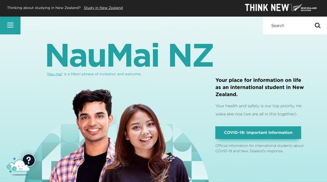 Chính phủ New Zealand hỗ trợ tối đa sinh viên quốc tế giữa dịch Covid-19 - 2