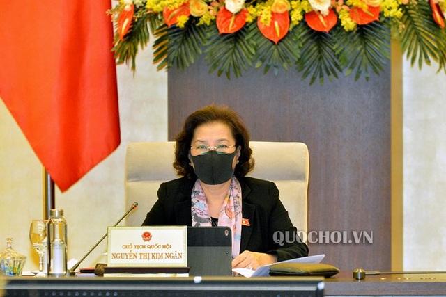 Không tổ chức phiên chất vấn tại kỳ họp 9 của Quốc hội do Covid-19 - 1