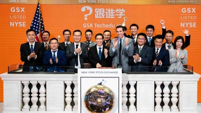 Bị tố lừa đảo, ông chủ công ty giáo dục online Trung Quốc mất ngay 1 tỷ USD - 1