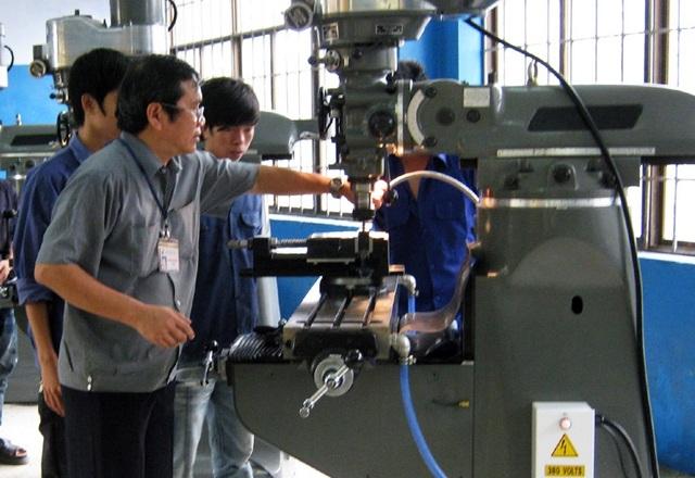 Phú Yên: Ưu tiên dạy nghề cho lao động thuộc diện người có công, hộ nghèo - 1