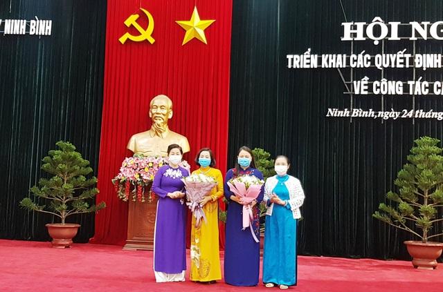 Chủ tịch Hội Liên hiệp Phụ nữ Việt Nam giữ chức Bí thư tỉnh Ninh Bình - 3