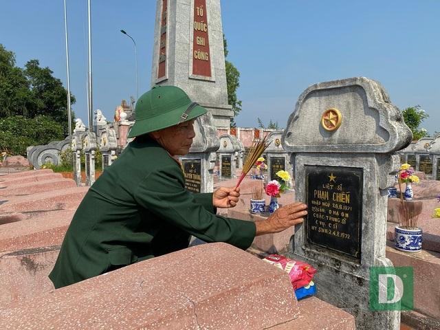 """Ký ức người lính già về 12 ngày đêm phá tuyến """"phòng thủ thép"""" Xuân Lộc - 3"""