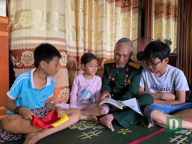 """Ký ức người lính già về 12 ngày đêm phá tuyến """"phòng thủ thép"""" Xuân Lộc - 4"""
