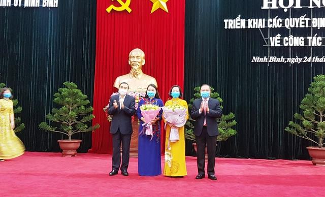 Chủ tịch Hội Liên hiệp Phụ nữ Việt Nam giữ chức Bí thư tỉnh Ninh Bình - 4