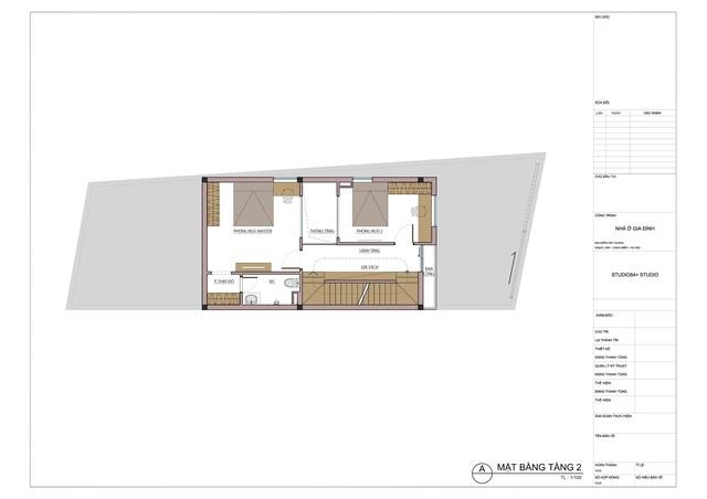"""Ngôi nhà nổi bật bởi kiến trúc """"lai"""" Đông - Tây trên phố Hà Nội - 15"""
