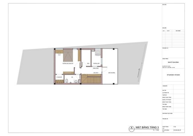 """Ngôi nhà nổi bật bởi kiến trúc """"lai"""" Đông - Tây trên phố Hà Nội - 16"""