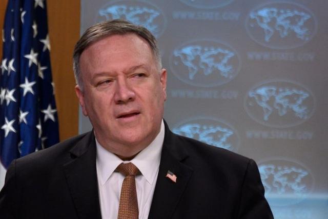 Ngoại trưởng Mỹ: Trung Quốc có thể đã biết về virus corona từ tháng 11/2019 - 1