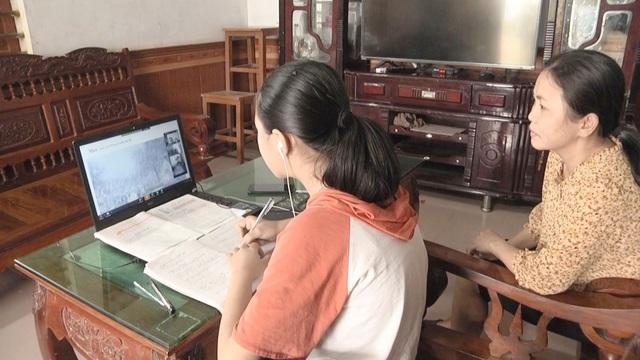 Học trực tuyến: Học sinh vùng sâu và dân tộc thiểu số gặp khó - 1
