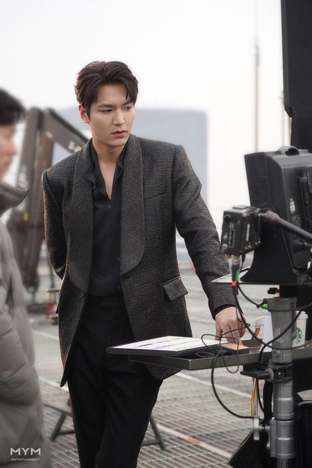 """Những bí mật của """"quân vương đánh cắp trái tim"""" Lee Min Ho - 4"""