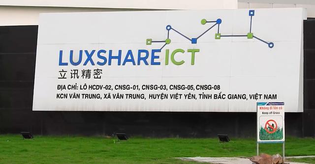 """Doanh nghiệp Trung Quốc xây """"chui"""" 3 toà nhà """"khủng"""" giữa khu công nghiệp - 1"""