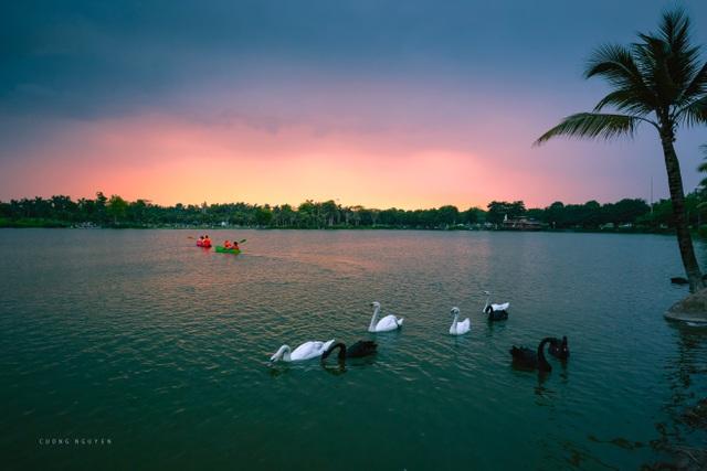Toà tháp đôi cao cấp nhất Ecopark sở hữu hồ cảnh quan hơn 50 ha - 2