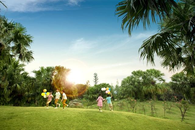 Toà tháp đôi cao cấp nhất Ecopark sở hữu hồ cảnh quan hơn 50 ha - 8