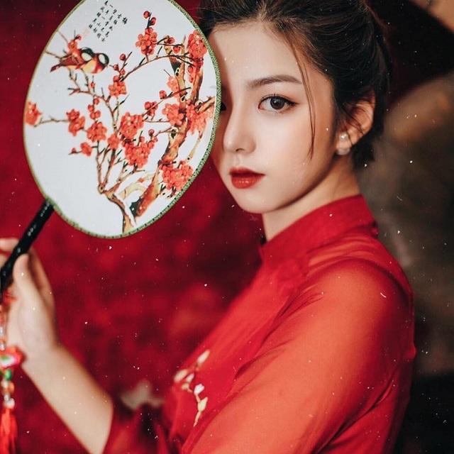 Nữ sinh Quảng Bình, Tây Ninh... dậy thì quá xinh tới mức bị bạn bè nghi thẩm mỹ - 4