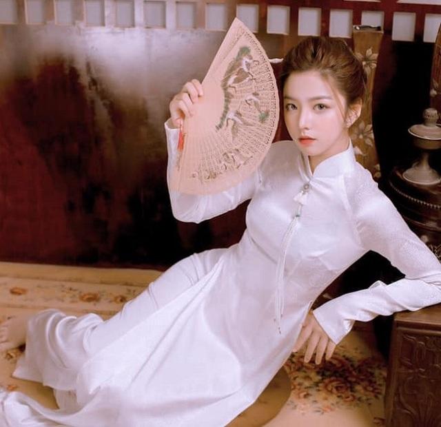 Nữ sinh Quảng Bình, Tây Ninh... dậy thì quá xinh tới mức bị bạn bè nghi thẩm mỹ - 5