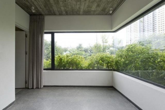 Hà Nội: Biệt thự 3 tầng phủ kín cây xanh đẹp lạ giữa lòng phố cổ - 7