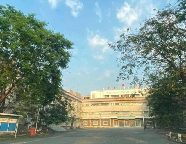 Trường ĐH Nông lâm TPHCM thêm 2 phương thức xét tuyển mới - 1