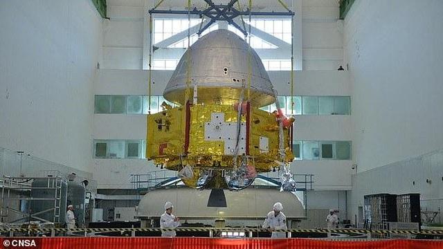 Nhiệm vụ thám hiểm sao Hỏa đầu tiên của Trung Quốc sẽ được gọi là Tianwen-1 - 2