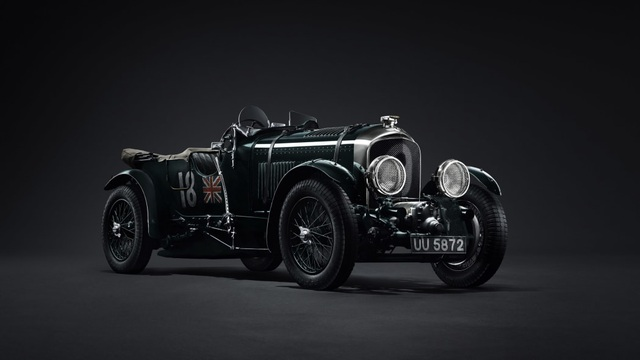 Bentley chọc giận các nhà sưu tập xe cổ như thế nào? - 2