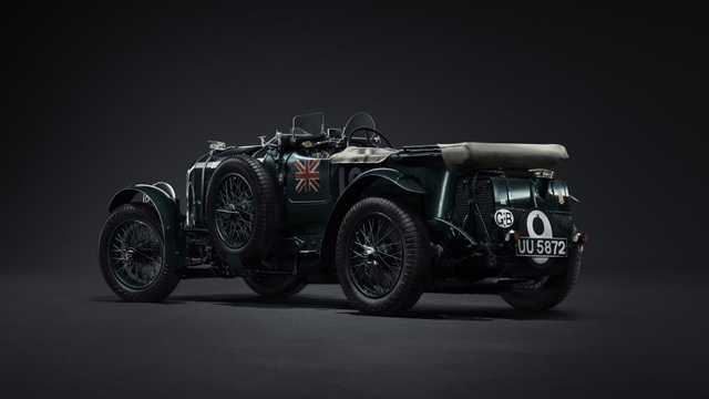 Bentley chọc giận các nhà sưu tập xe cổ như thế nào? - 3