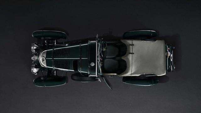 Bentley chọc giận các nhà sưu tập xe cổ như thế nào? - 4