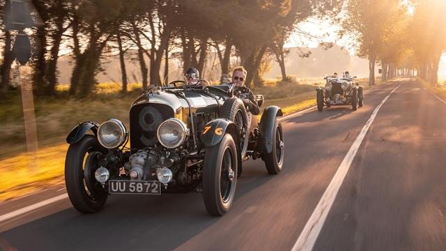 Bentley chọc giận các nhà sưu tập xe cổ như thế nào? - 8