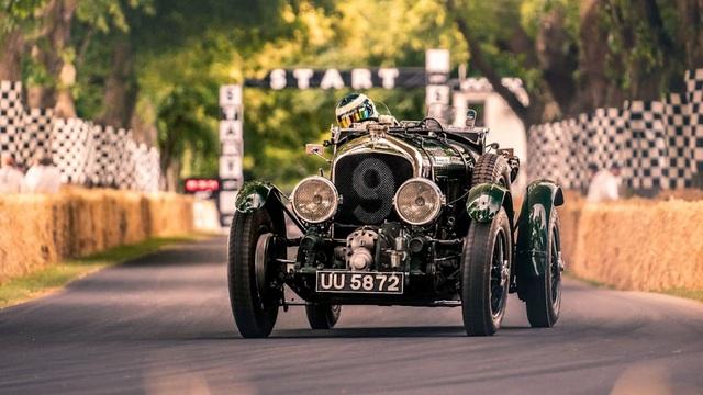 Bentley chọc giận các nhà sưu tập xe cổ như thế nào? - 7