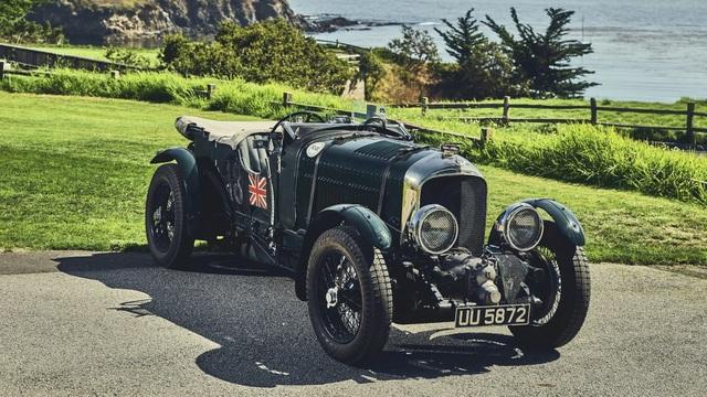 Bentley chọc giận các nhà sưu tập xe cổ như thế nào? - 1