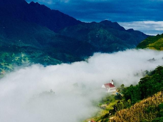 Đẹp hút hồn ngôi nhà gỗ săn mây vạn người mê trên núi cao ở Sa Pa - 8