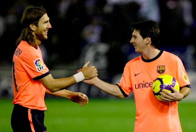 Những đồng đội tệ nhất, từng khiến Messi mất hàng loạt danh hiệu - 5