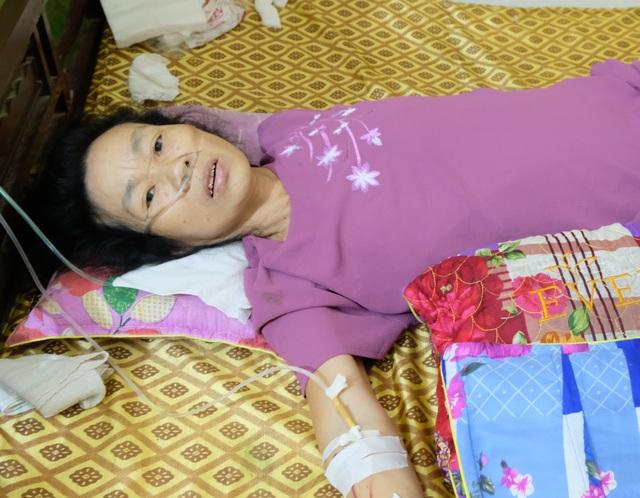 Cận kề cái chết, người vợ cầu xin nhà hảo tâm dang tay cứu chồng - 2