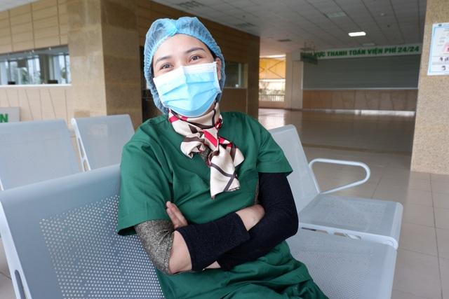 Nữ điều dưỡng tuyến đầu chống dịch và những lần lòng quặn thắt vì xa con - 6
