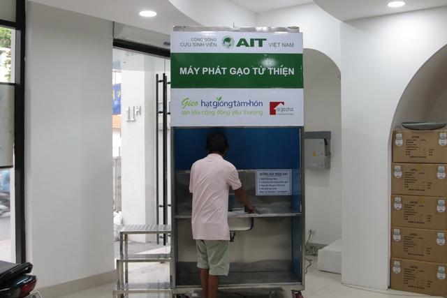 """Thêm nhiều máy """"ATM gạo"""" - Hạt Giống Tâm Hồn - 3"""