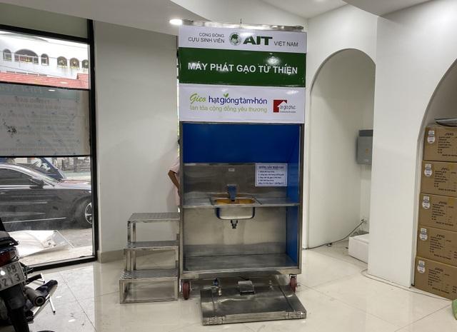 """Thêm nhiều máy """"ATM gạo"""" - Hạt Giống Tâm Hồn - 1"""