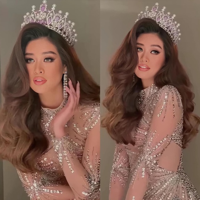 Hoa hậu, siêu mẫu diện đầm dạ hội… đi đổ rác - 2