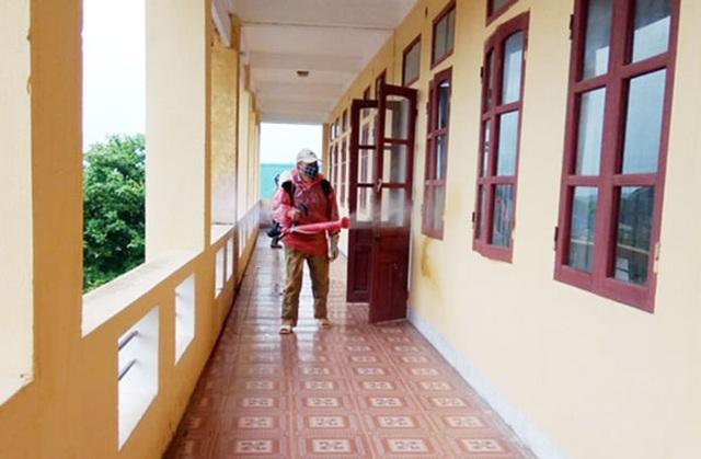 240 trường học trưng dụng cách ly y tế được làm sạch, sẵn sàng đón học sinh - 5